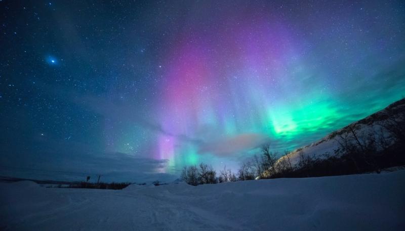beautiful Northern Lights Wallpaper