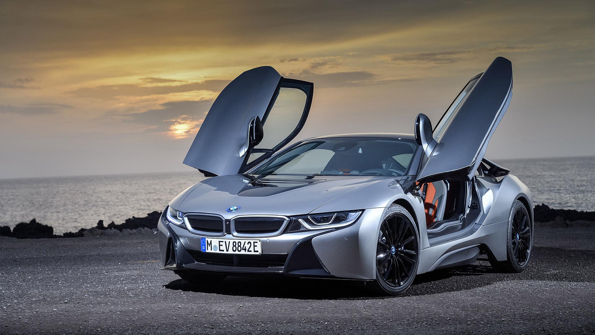 2019 BMW i8 Wallpaper