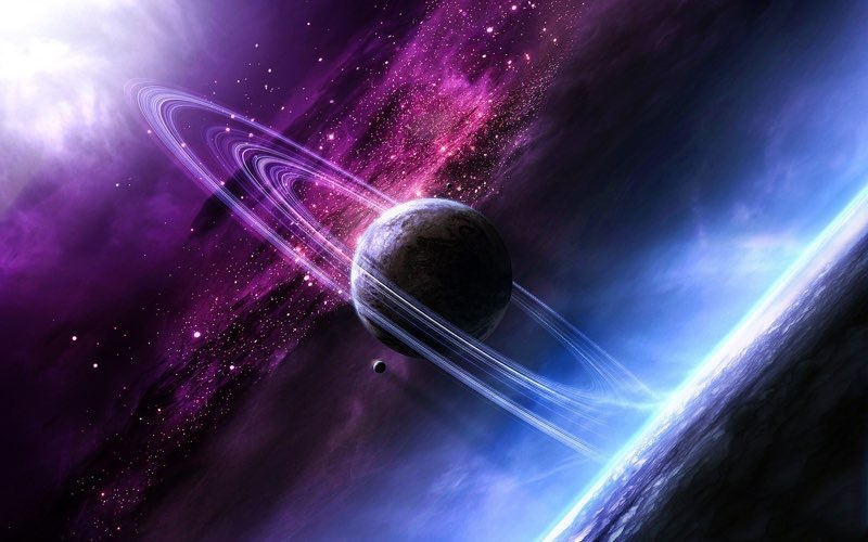 wallpaper of space hd