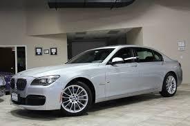 grey BMW 750Li xDrive image