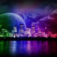 most popular HD Neon Wallpapers