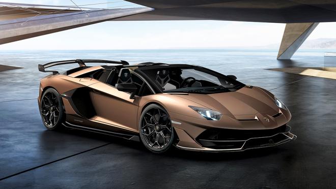 best Lamborghini Aventador SVJ Roadster