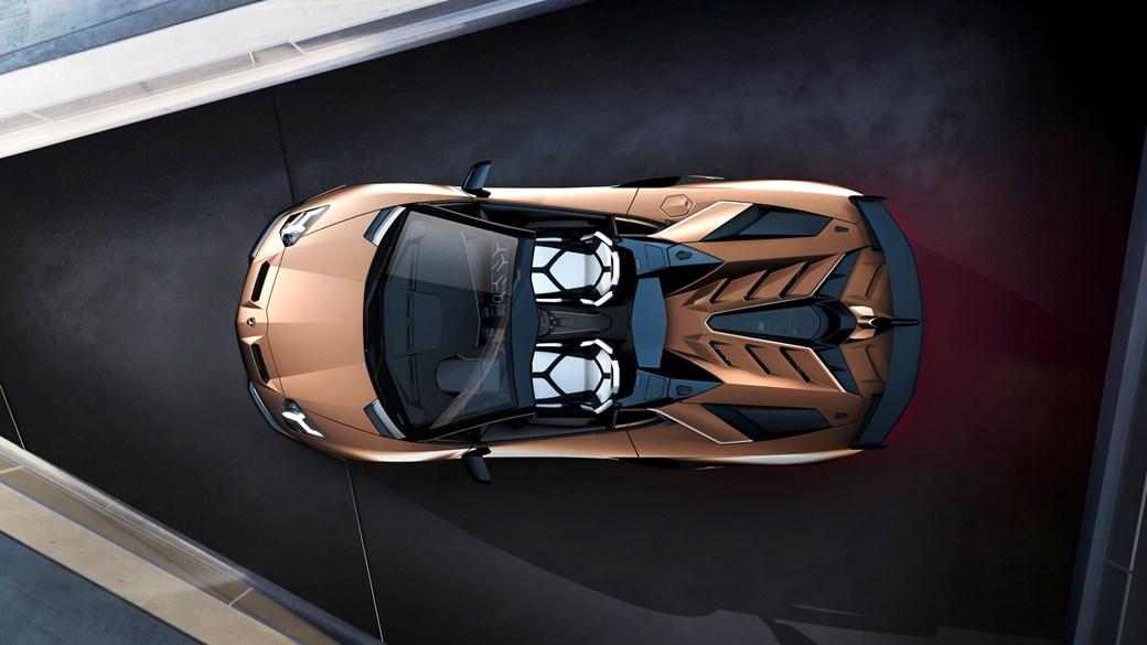 free Lamborghini Aventador SVJ Roadster