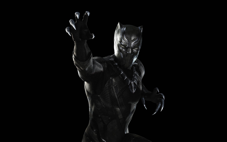 free hd Black Panther Wallpaper