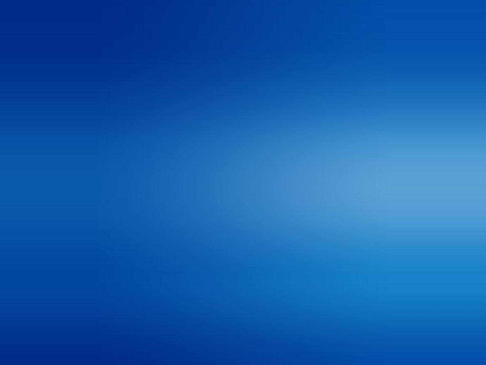 plain HD Blue Wallpaper