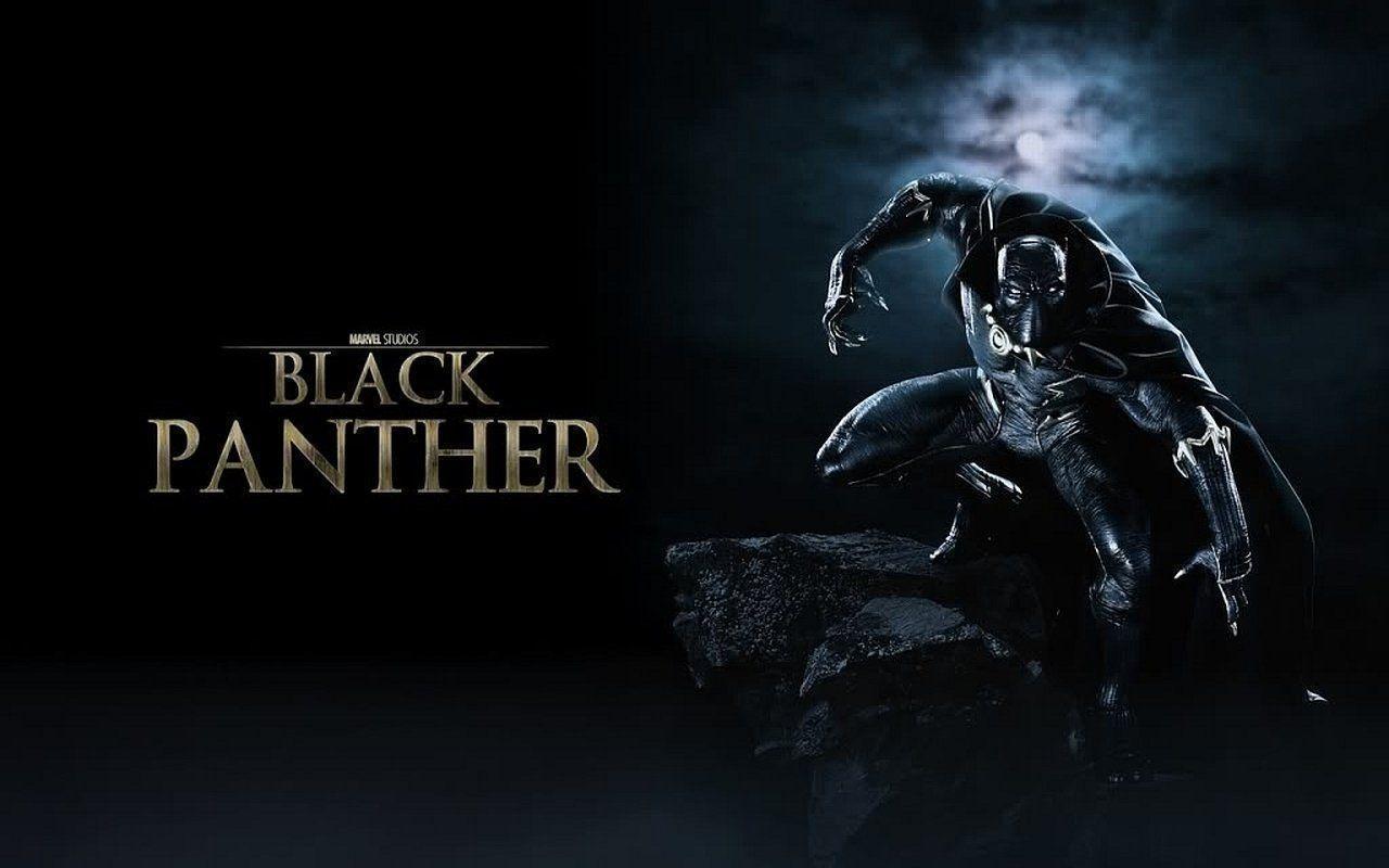 top hd Black Panther Wallpaper