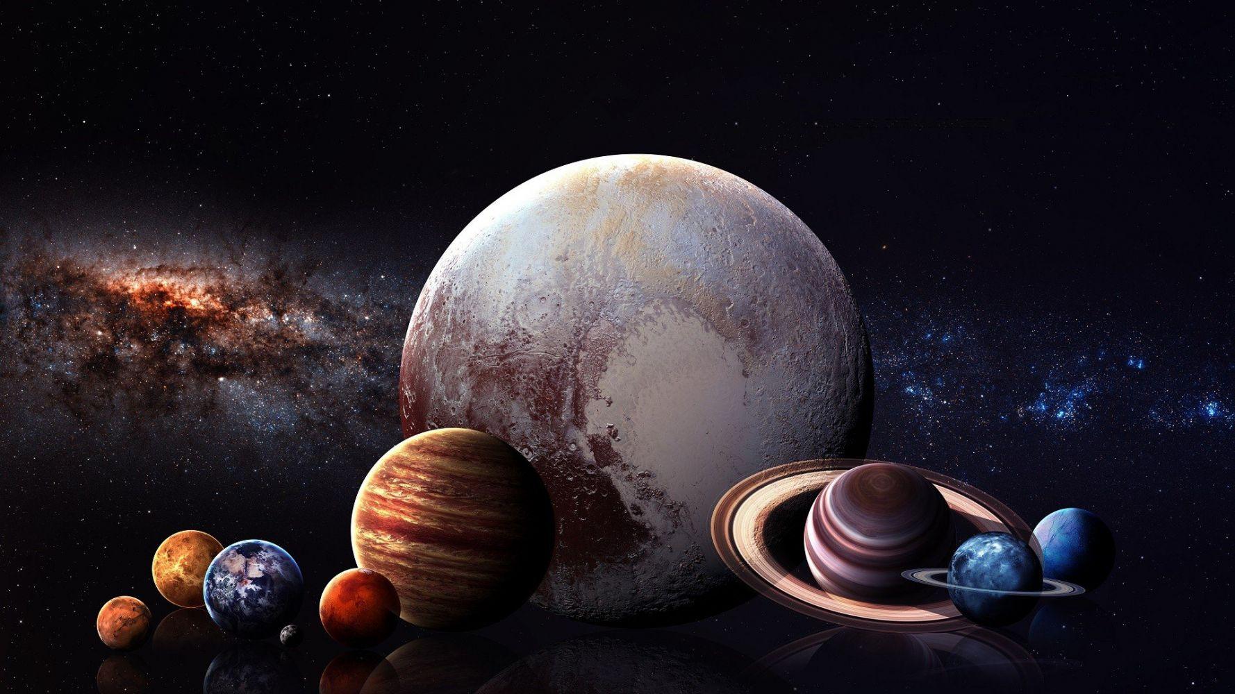 planet Solar System Wallpaper