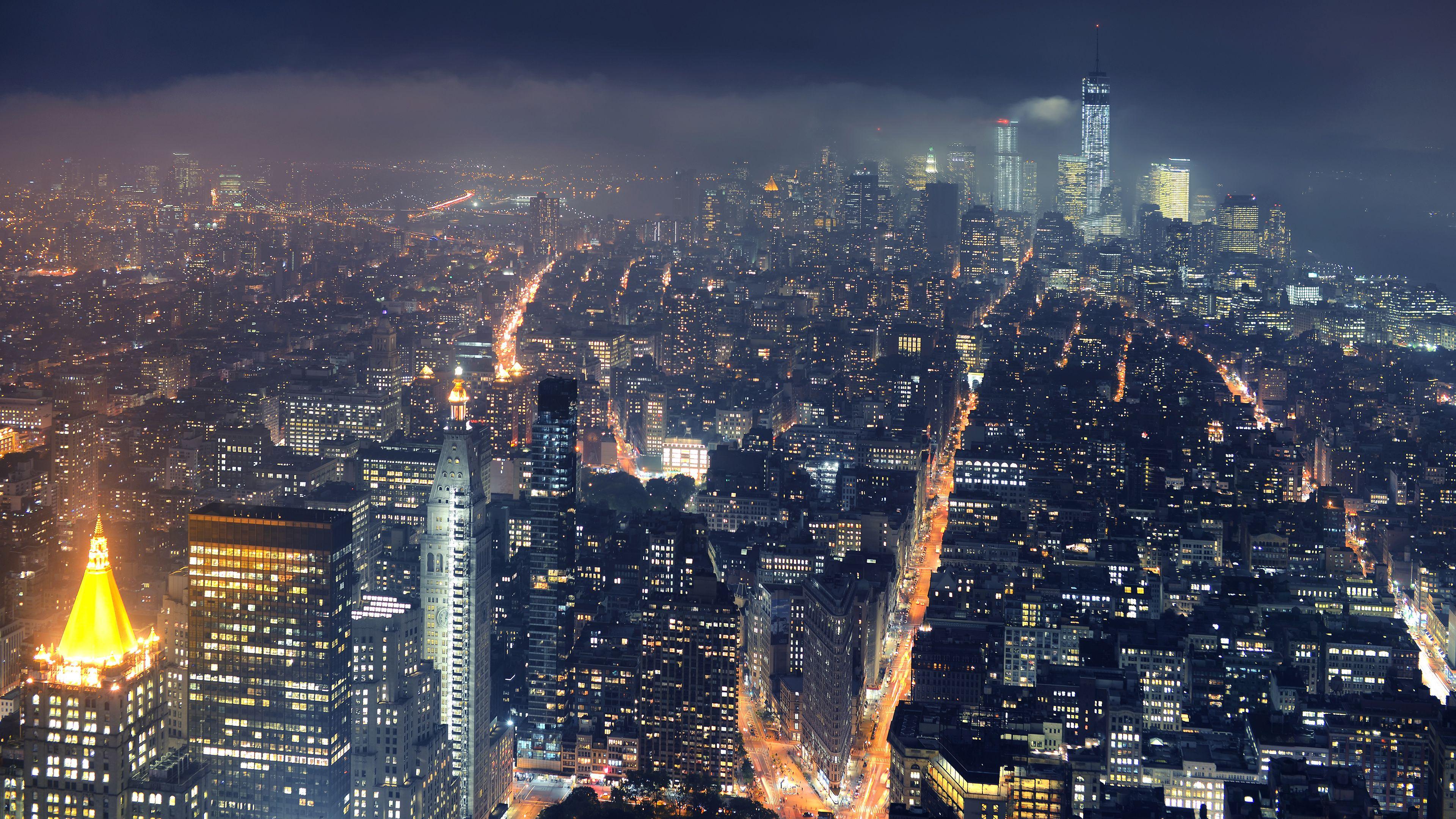 fantastic hd New York City 4K