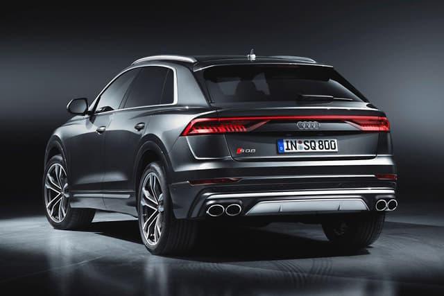 so nice Audi SQ8 TDI image