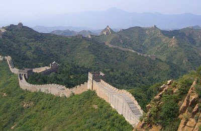 wallpaper of Great Wall of China