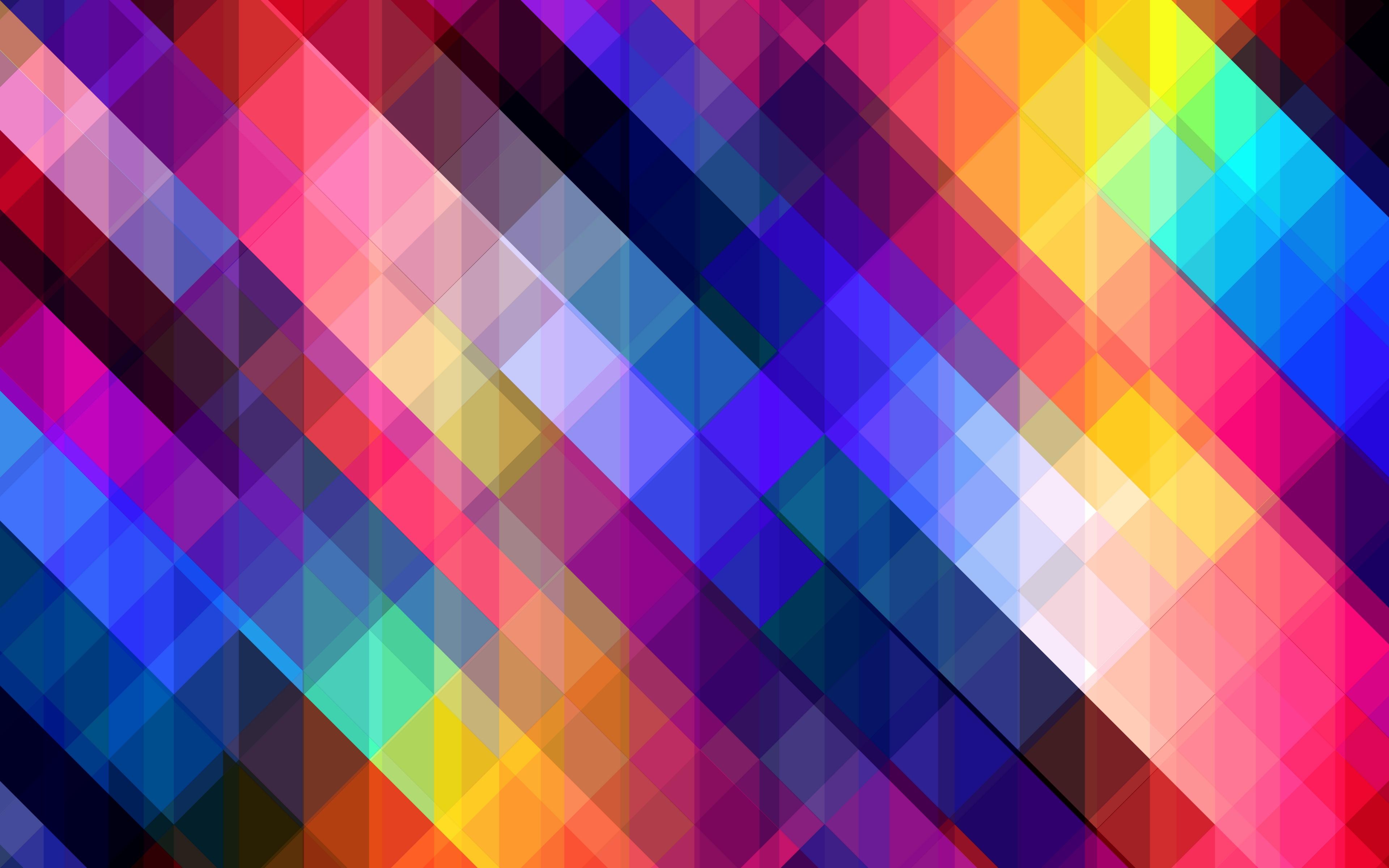stripes obliquely multicolored image