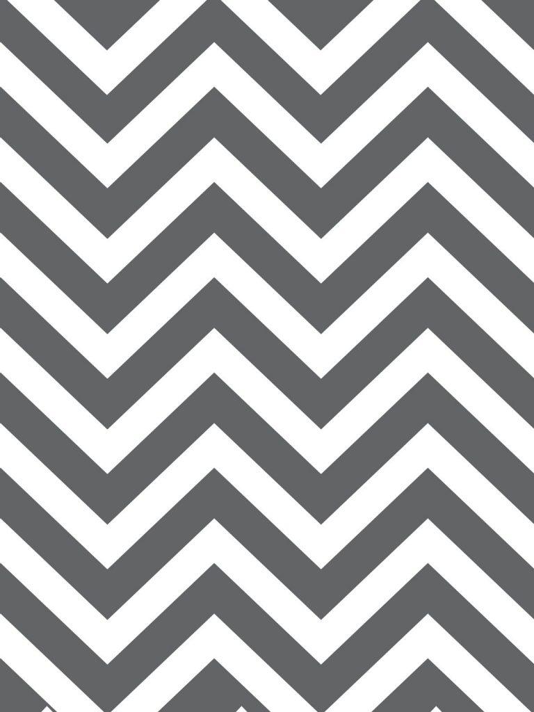 beautiful Grey Chevron Wallpapers