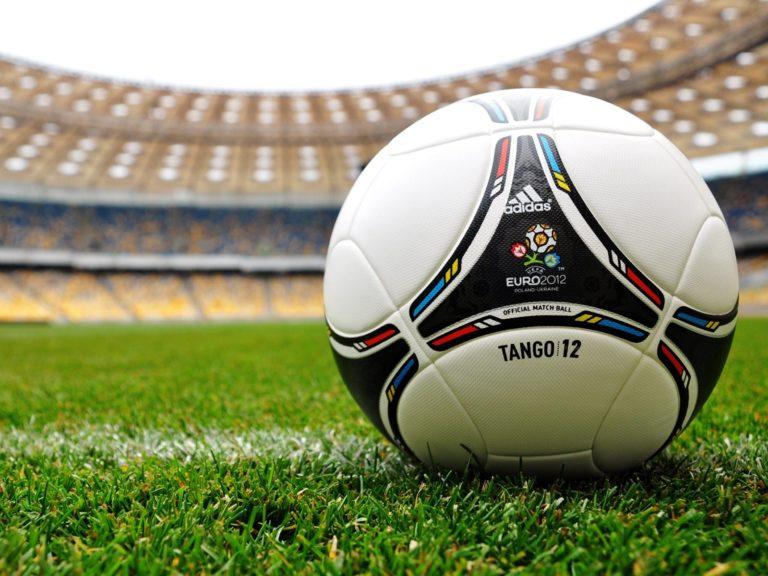 2012 European Cup Adidas Football