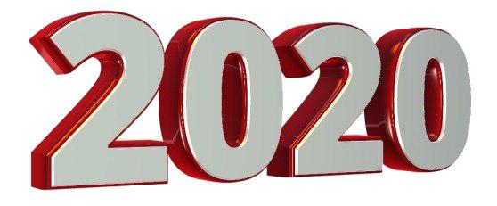 digital New Year 2020