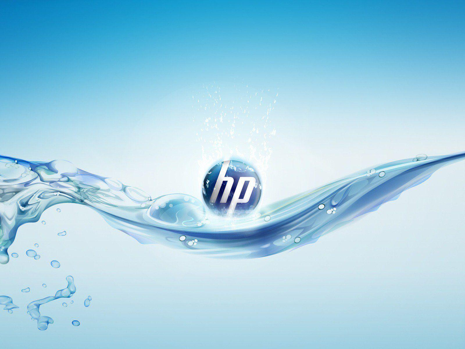 drop of water HD HP Wallpaper