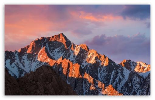 mountain MAC Wallpapers 4K