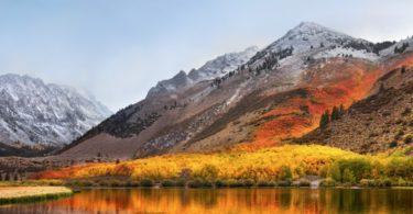 mountain nature 4K MAC Wallpapers