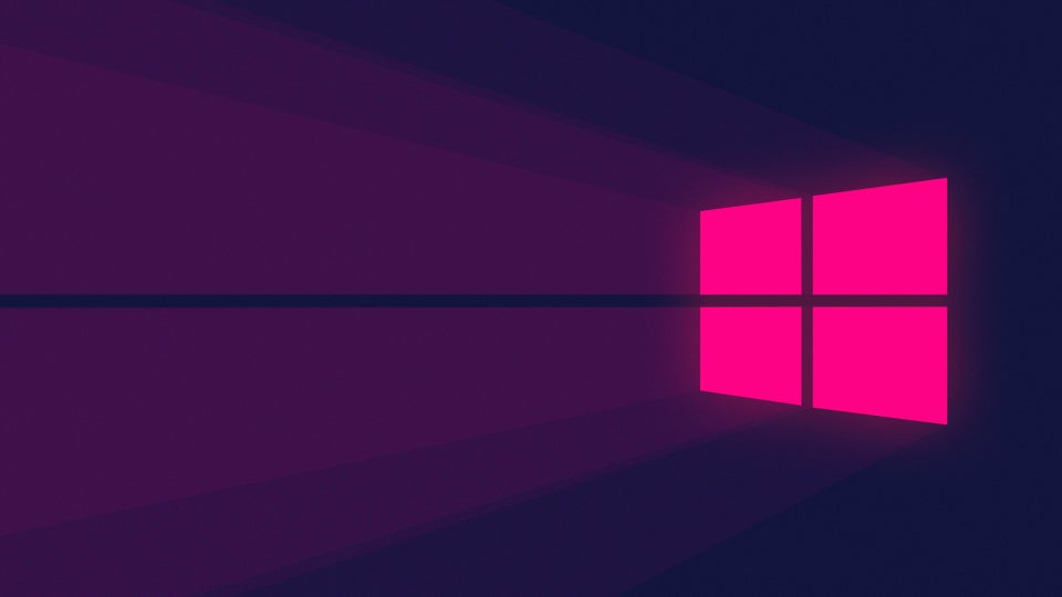 pink Windows Wallpapers 4K