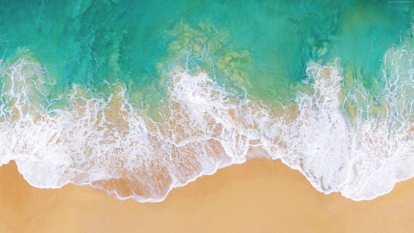 water sea 4K MAC Wallpapers