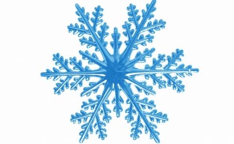 3d Snowflakes Images