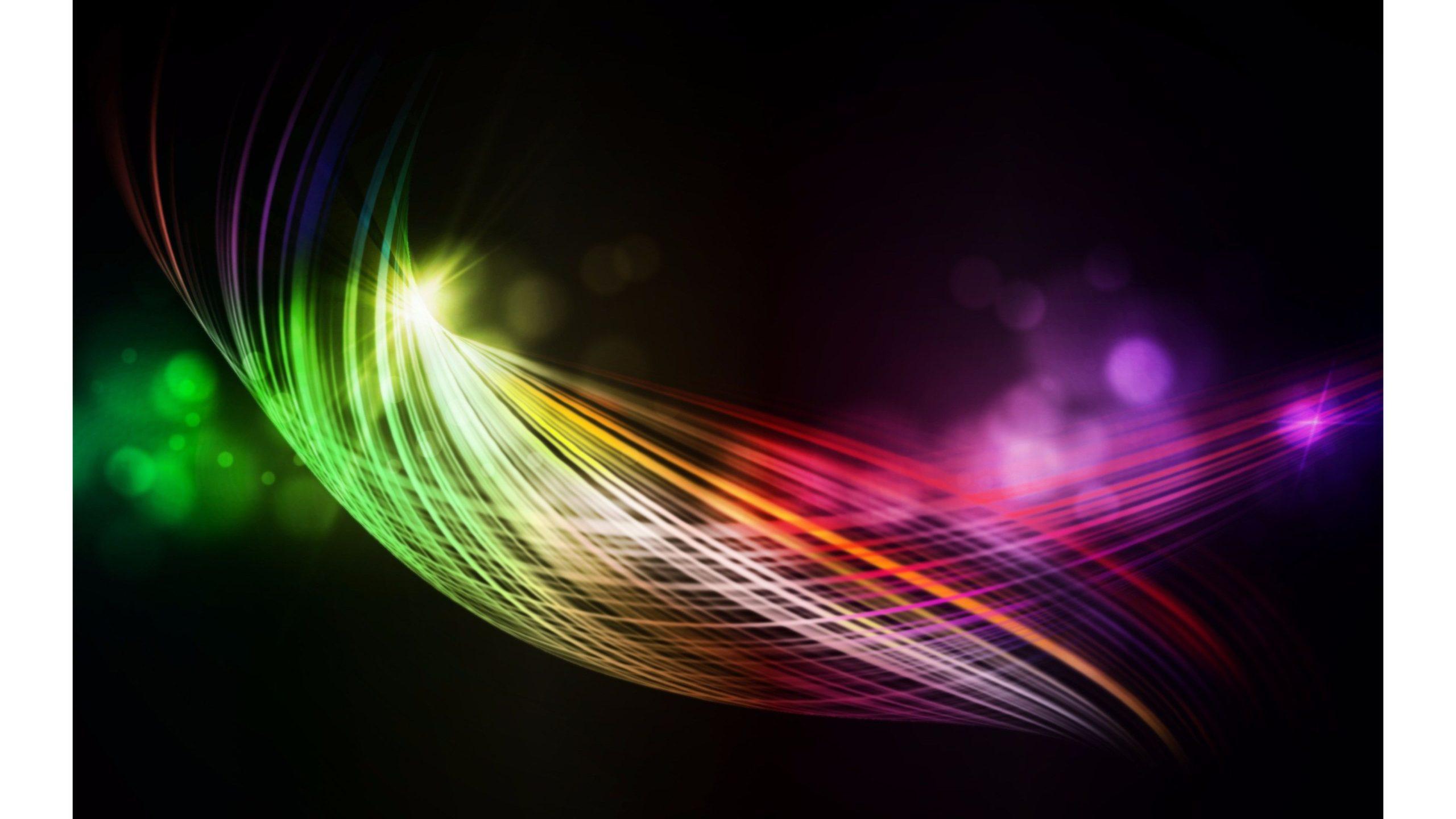 beautiful Neon Wallpapers 4K