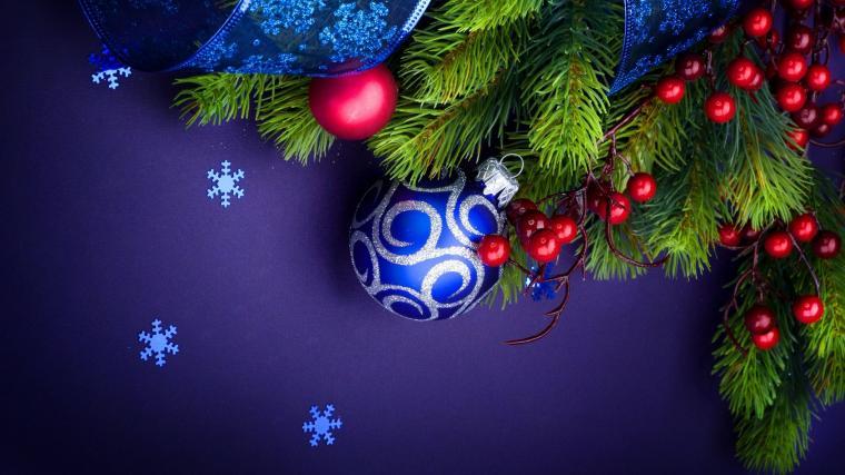 digital 4K Christmas Wallpapers