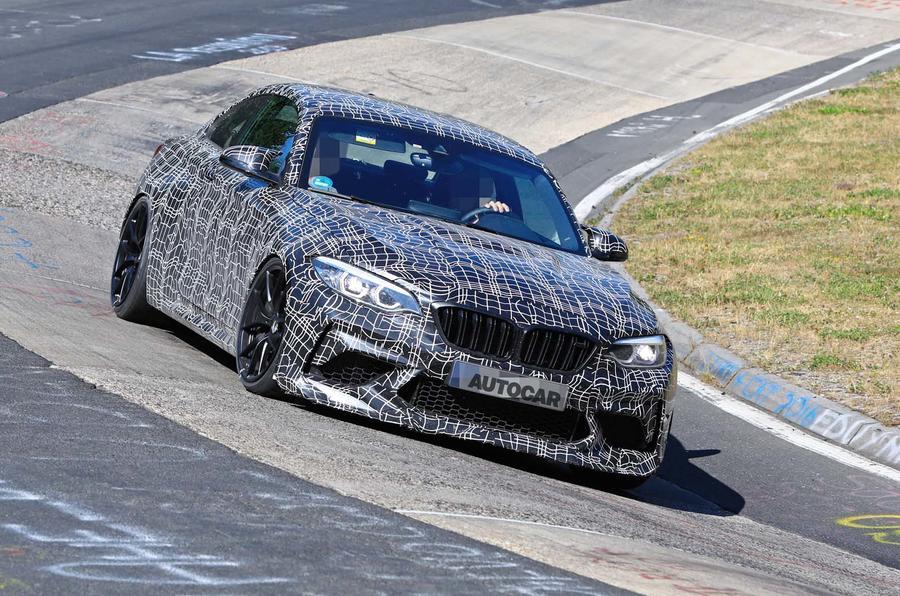 fantastic hd BMW M2 CS Images
