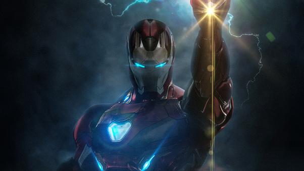 full 3d Iron Man Wallpapers