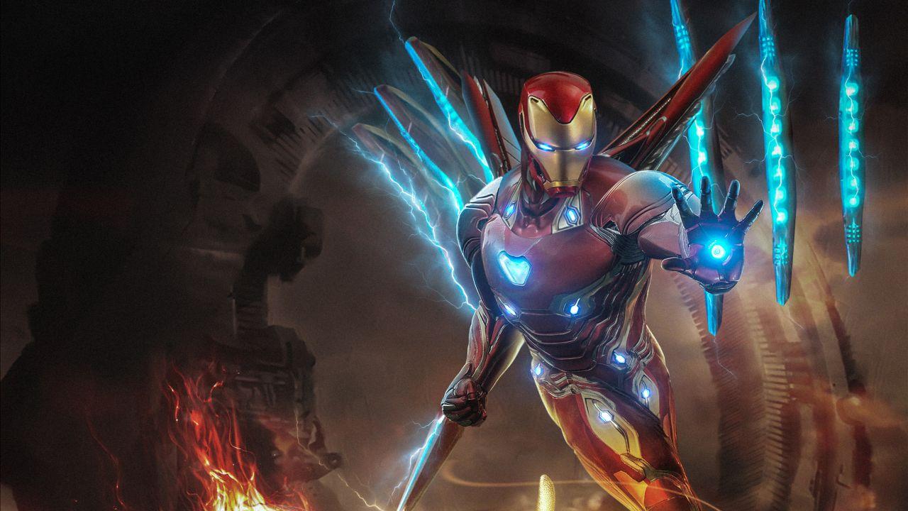 full hd Iron Man Wallpapers