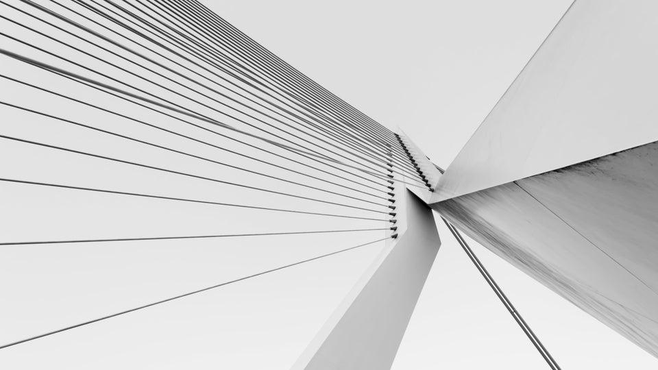 hd Erasmus Bridge Wallpaper