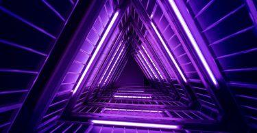 purple Neon Wallpapers 4K