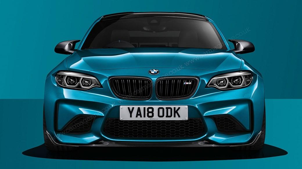 super hd BMW M2 CS Images
