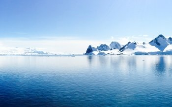 amazing nature Antarctica Backgrounds