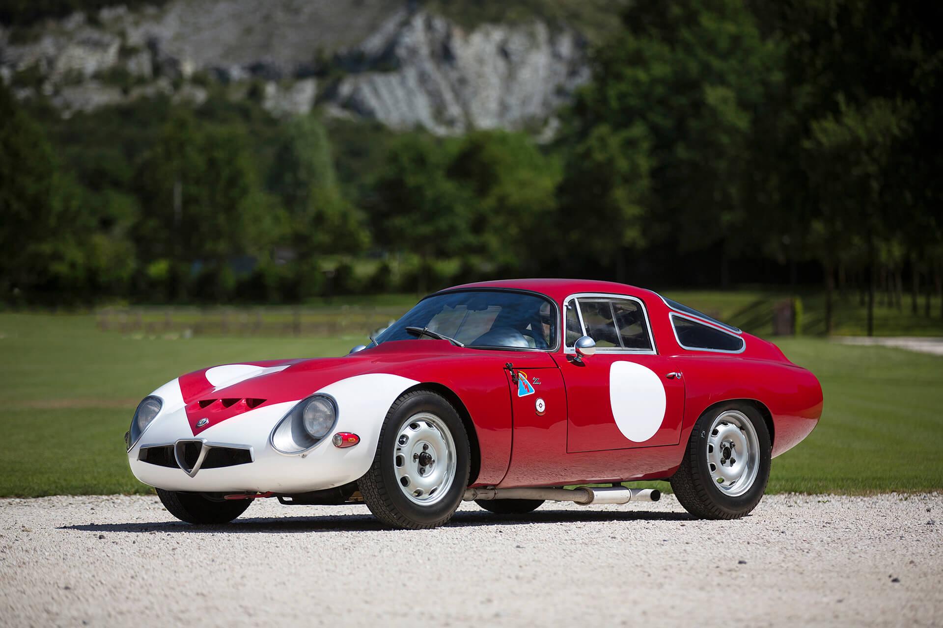 beautiful Alfa Romeo Zagato
