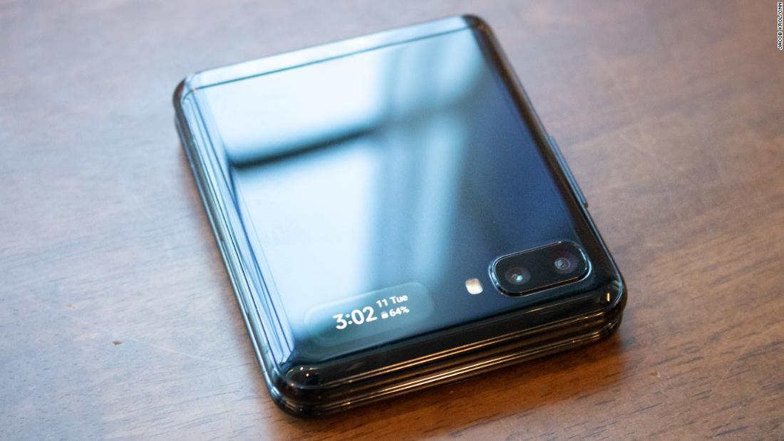 Wonderful Samsung Galaxy Z Flip