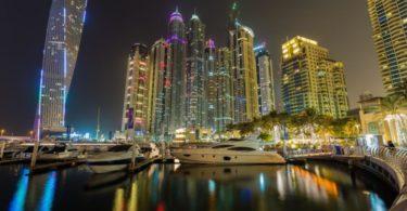 awesome Dubai Marina Wallpapers