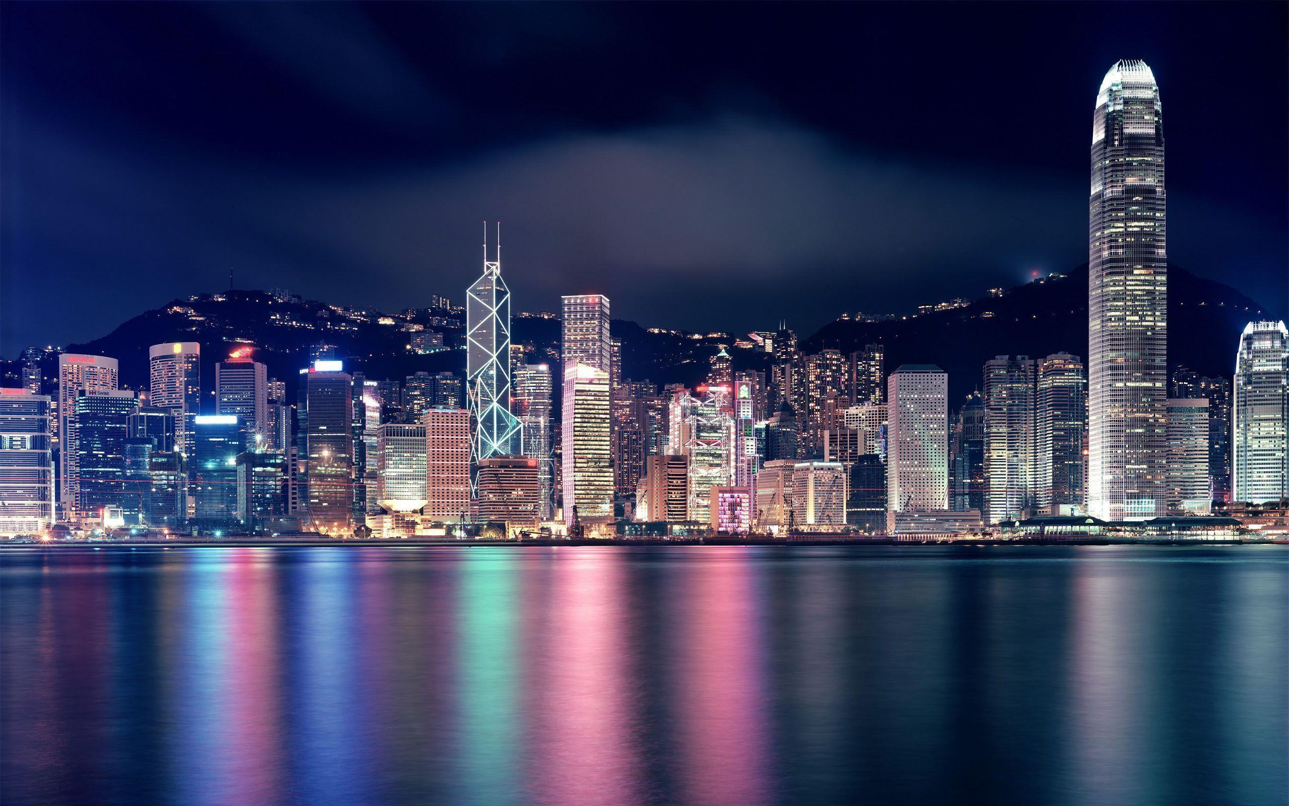 beautiful Hong Kong Wallpaper