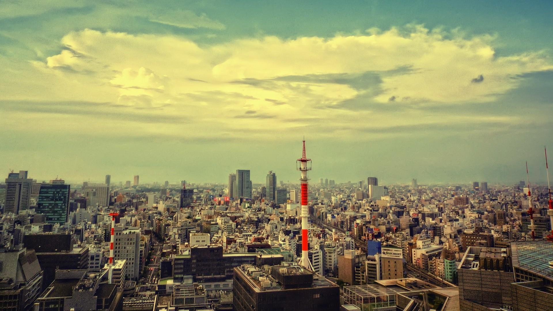 landscape City Skyline Wallpapers