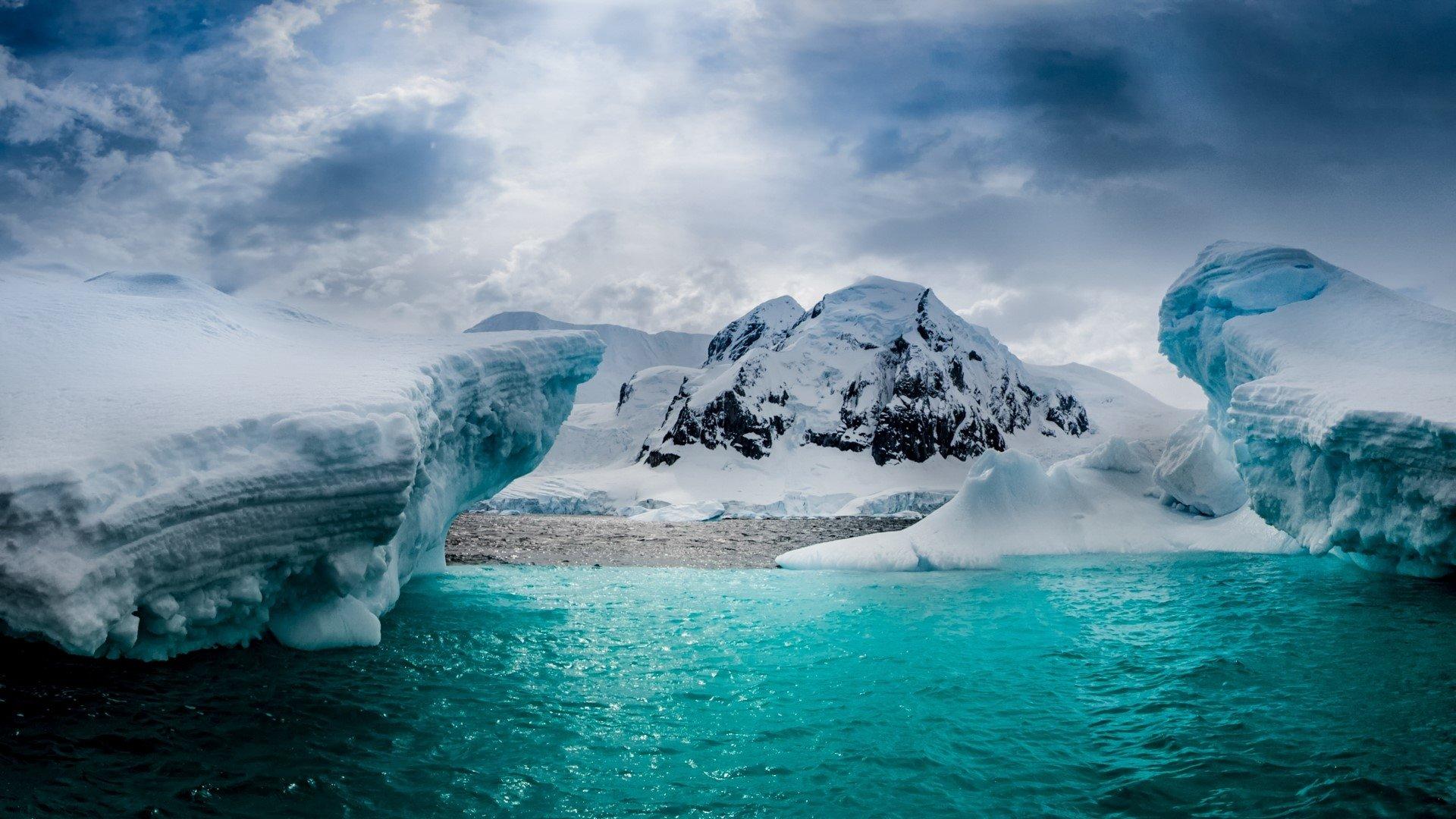 mountain HD Antarctica Wallpapers