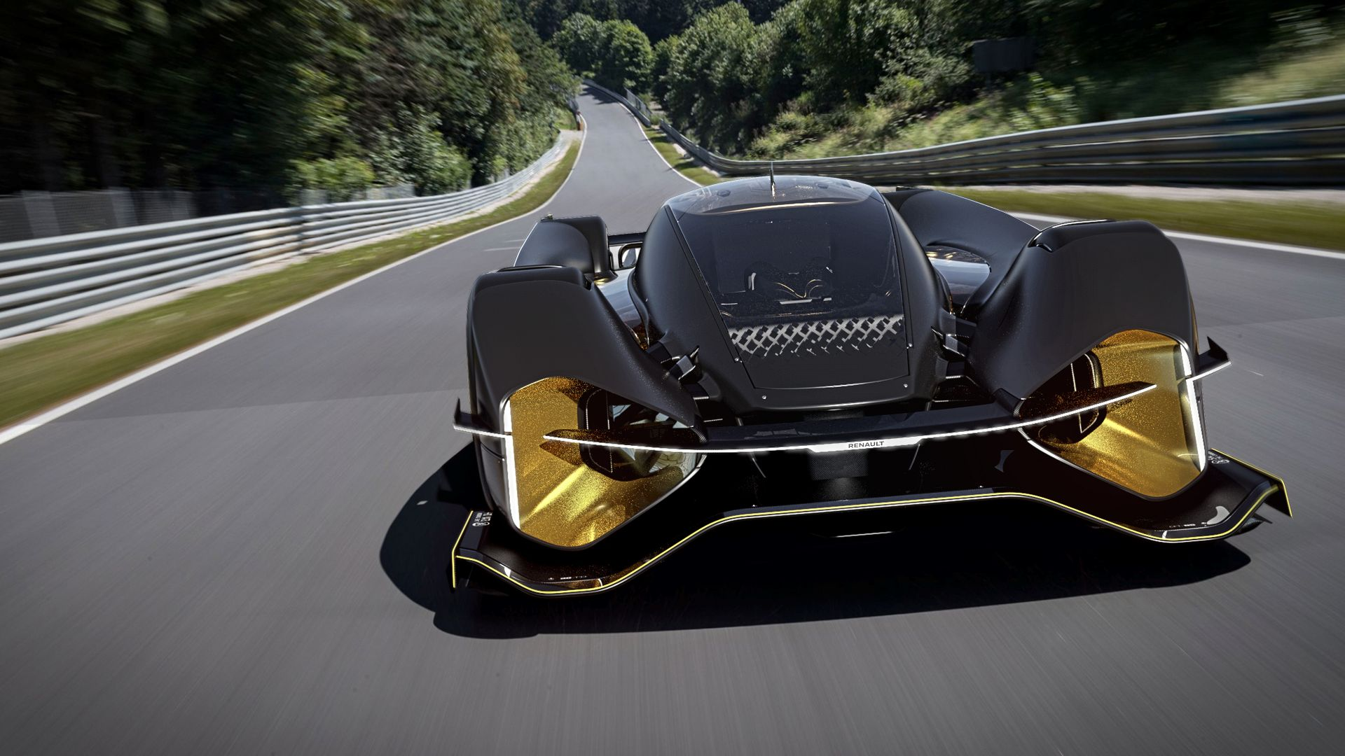 nice Renault Le Mans 2029