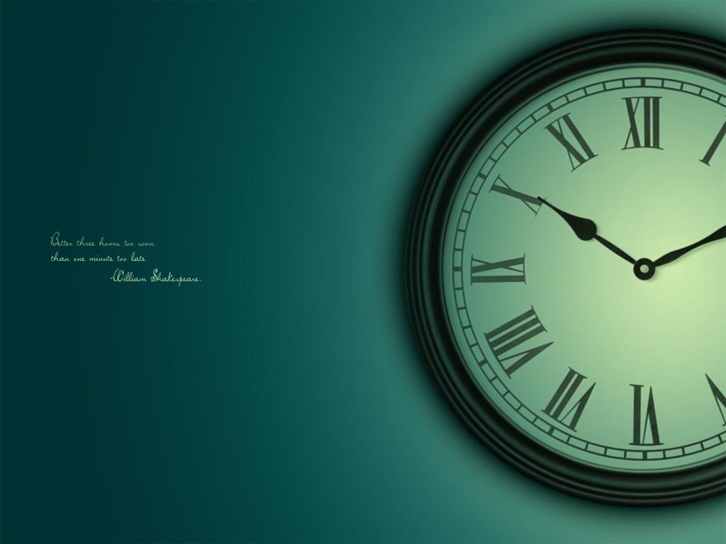 beautiful Clock Wallpapers