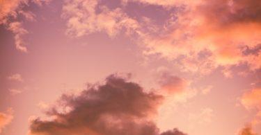 clouds nature Sunset Wallpaper