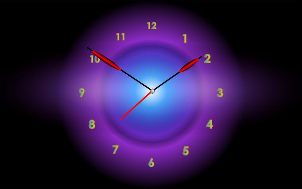 digital Clock Wallpapers