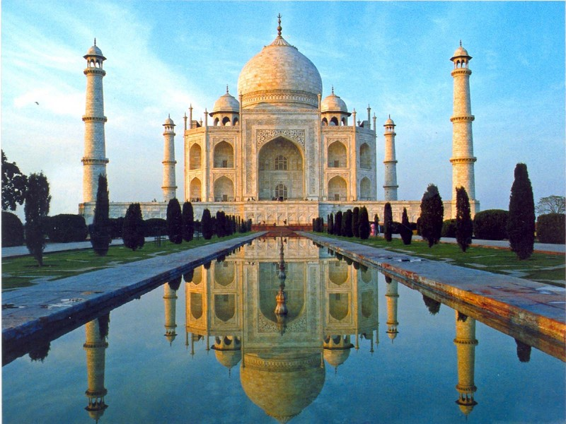 background HD Taj Mahal Images