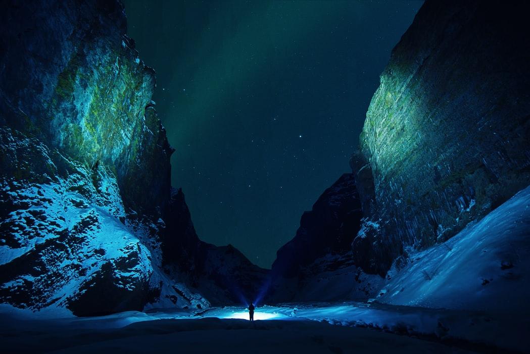 beautiful nature Northern Lights Wallpaper
