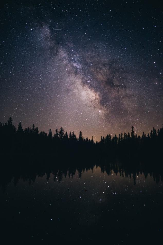 best nature Milky Way Wallpapers