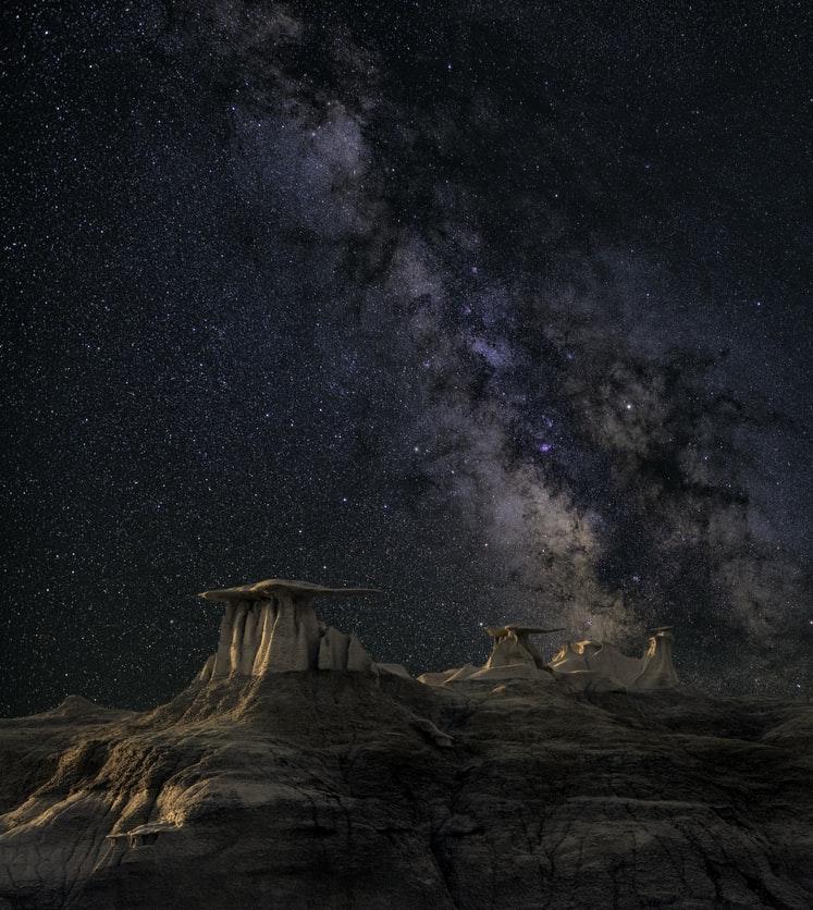 cool hd Milky Way Wallpapers