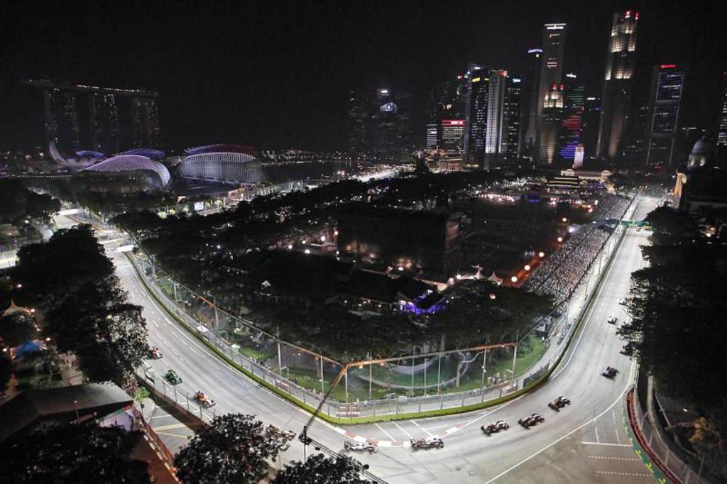 free The Singapore Grand Prix
