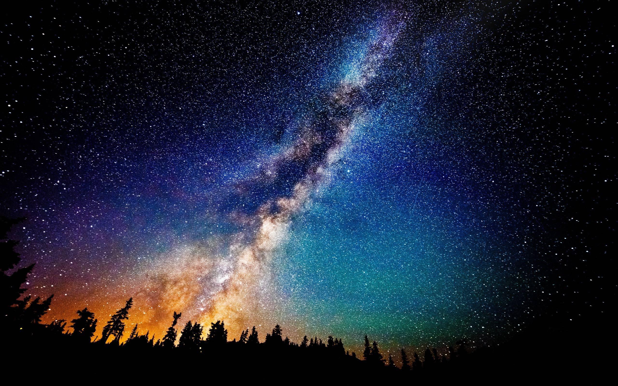 stunning hd Milky Way Wallpapers