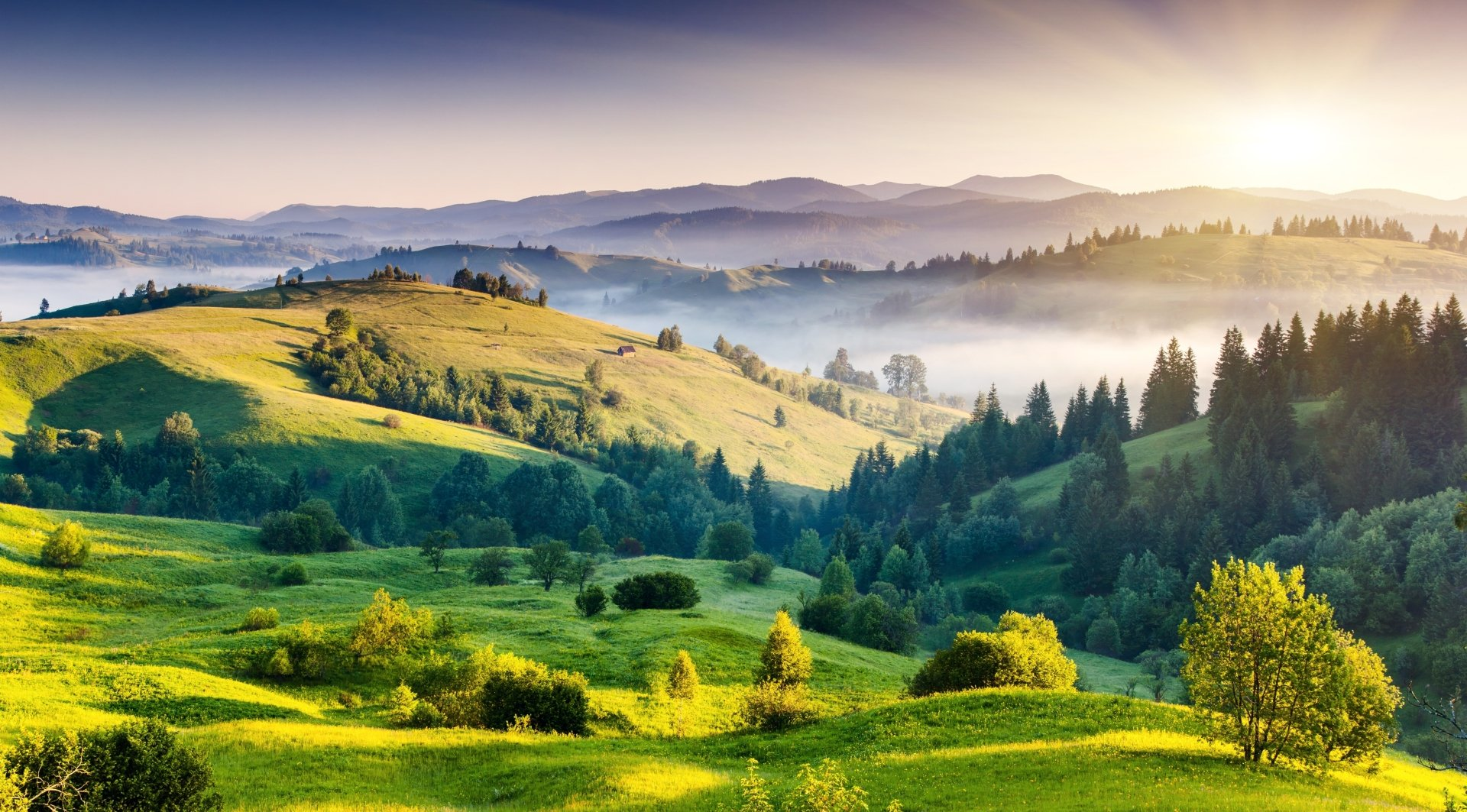 super nature HD Landscape Wallpaper